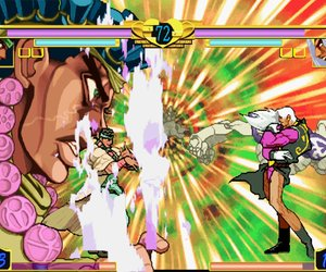 JoJo's Bizarre Adventure HD Ver. Videos
