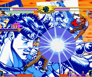 JoJo's Bizarre Adventure HD Ver. Files