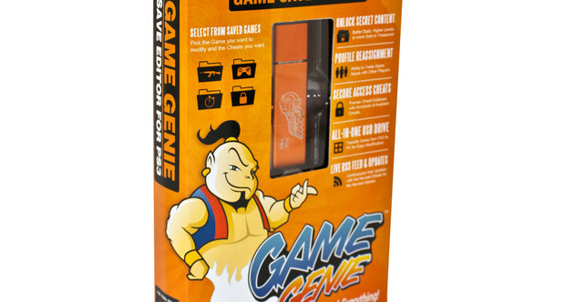 Game Genie for PS3