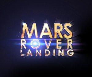 Mars Rover Landing Screenshots