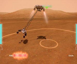 Mars Rover Landing Chat