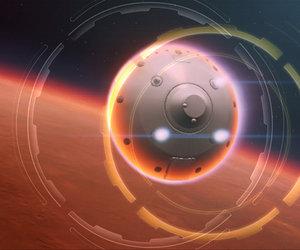 Mars Rover Landing Videos