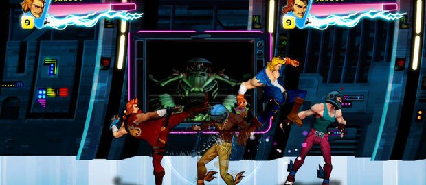 Double Dragon: Neon News