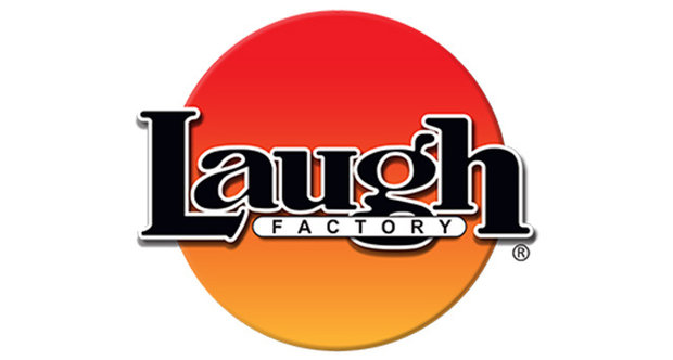 The Laugh Factory logo