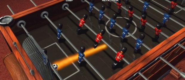 Foosball 2012 News