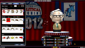The Political Machine 2012 Screenshot from Shacknews