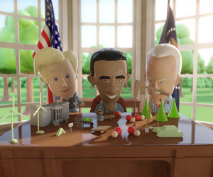 The Political Machine 2012 Screenshots