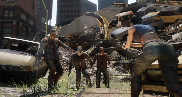 Zombie survival games pc multiplayer youtube