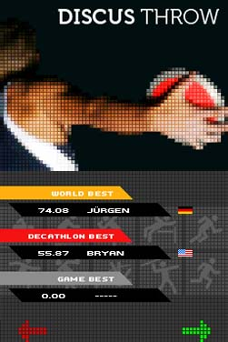 Decathlon 2012 Videos