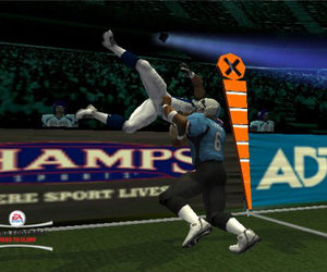 Arena Football: Road to Glory Screenshots