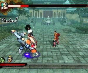 Kung Fu Strike: The Warrior's Rise Screenshots