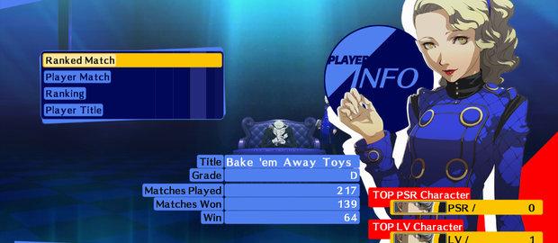 Persona 4 Arena News
