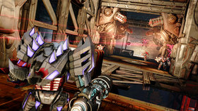 Transformers: Fall of Cybertron Screenshot from Shacknews