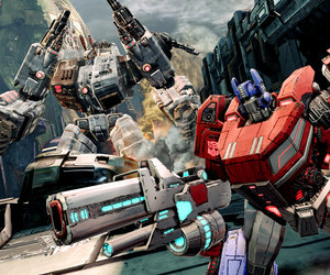 Transformers: Fall of Cybertron Videos