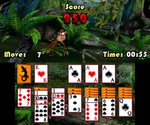 3D Solitaire Chat