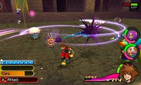 Kingdom Hearts 3D: Dream Drop Distance Screenshot from Shacknews