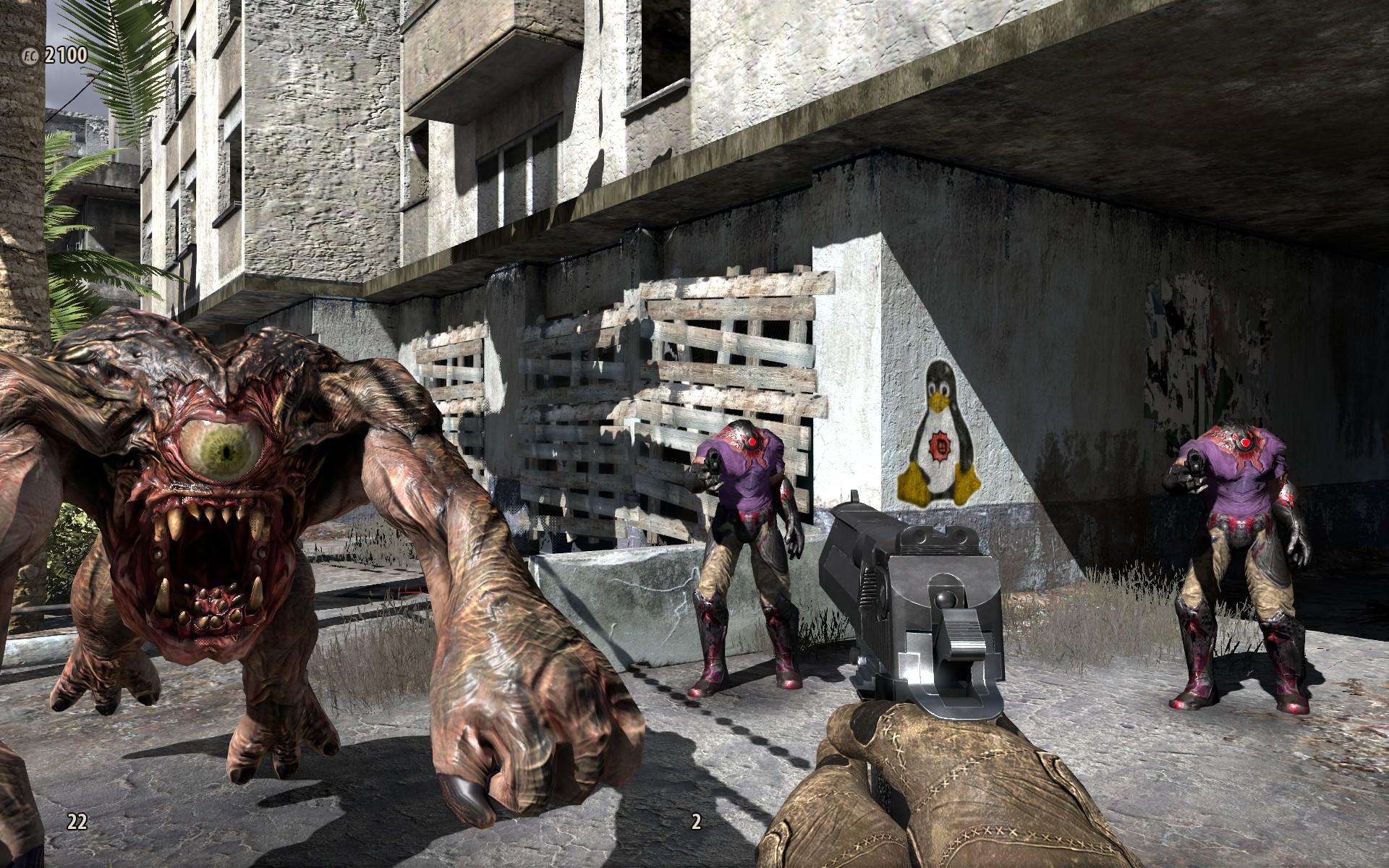 Risultati immagini per Serious Sam 3: BFE (PS3)