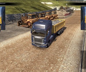 Scania: Truck Driving Simulator Screenshots