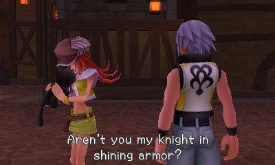 Kingdom Hearts 3D [Dream Drop Distance] Files