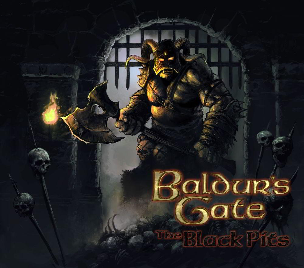 Baldur's Gate Enhanced's new character, mission, and area