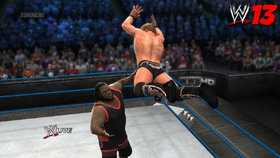 WWE 13 Screenshot from Shacknews
