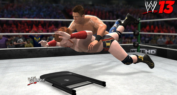 WWE '13 screenshots