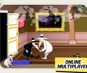 Spy vs. Spy Screenshots