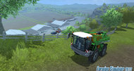 Who buys Truck Driving Simulator and Farming Simulator?