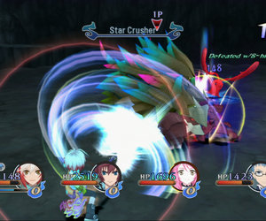 Tales of Graces F Chat