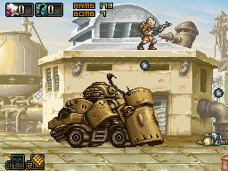 Commando: Steel Disaster Chat