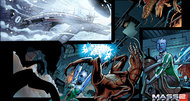 Mass Effect 3 for Wii U includes interactive comic covering first two games