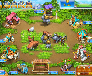 Farm Frenzy 3 Screenshots