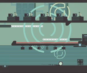 Sound Shapes Screenshots