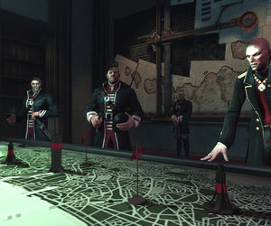 Dishonored Chat