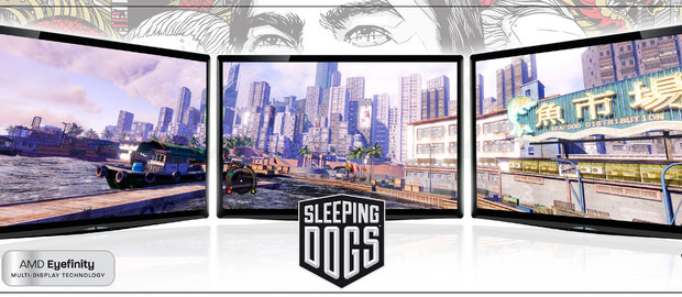 Sleeping Dogs News