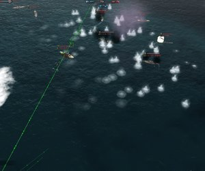 Navyfield 2: Conqueror of the Ocean Files