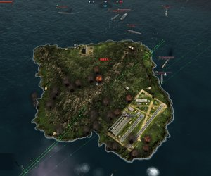 Navyfield 2: Conqueror of the Ocean Files