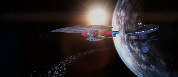 Star Trek - Infinite Space News