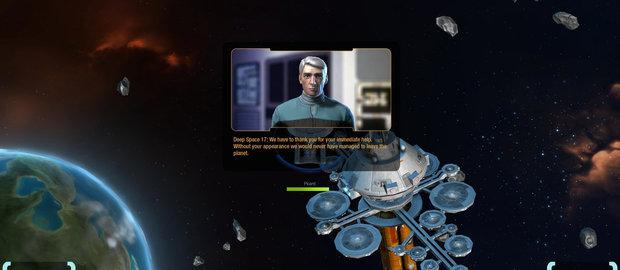 Star Trek - Infinite Space News