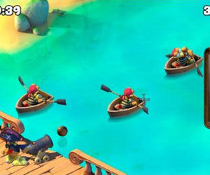 Crazy Chicken Pirates Screenshots