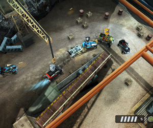 Death Rally Screenshots