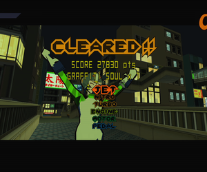 Jet Set Radio Chat