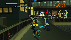 Jet Set Radio Screenshot from Shacknews