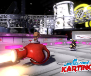 LittleBigPlanet Karting Chat