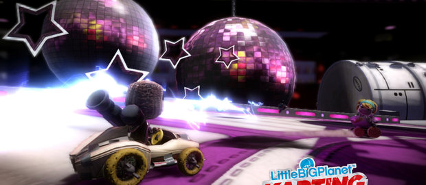 LittleBigPlanet Karting News