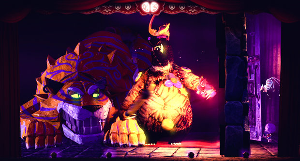 Puppeteer GamesCom 2012 screenshots