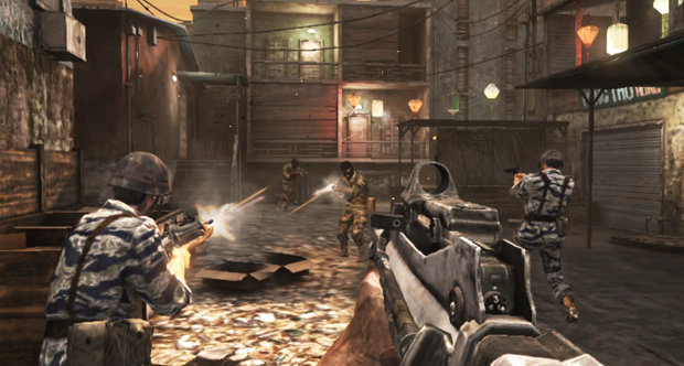 Call of Duty: Black Ops: Declassified GamesCom 2012 screenshots