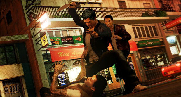 Sleeping Dogs launch screenshots