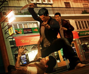 Sleeping Dogs Files
