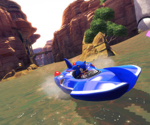 Sonic & All-Stars Racing Transformed Screenshots